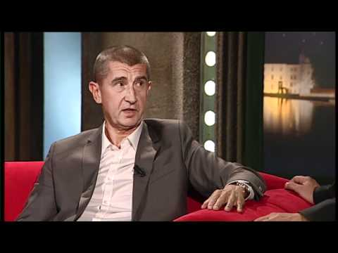 2. Andrej Babiš - Show Jana Krause 23. 9. 2011