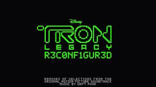 Daft Punk, M83 & Big Black Delta - Tron: Legacy Reconfigured - 02 - Fall [HD]
