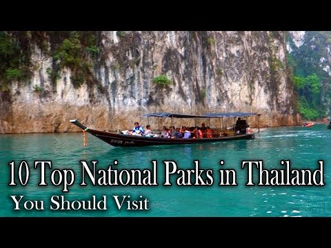 10 Top National Parks in Thailand You Should Visit