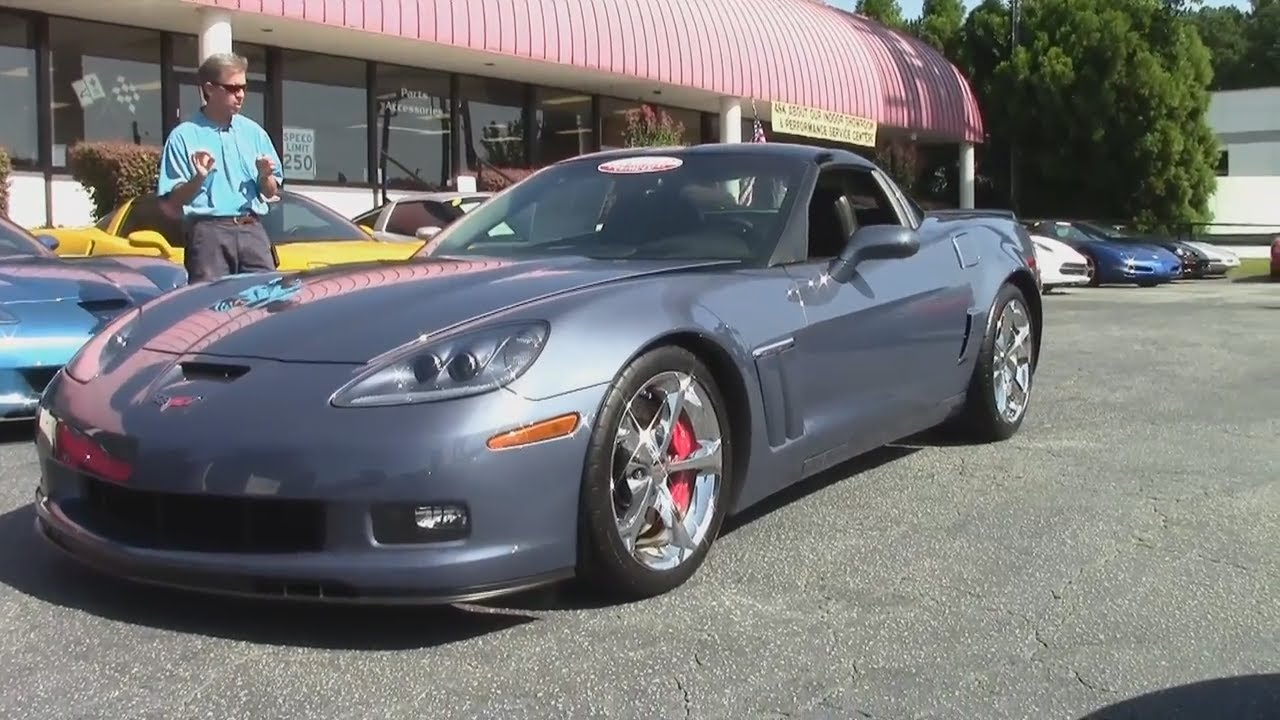 Corvette Grand Sport Lt