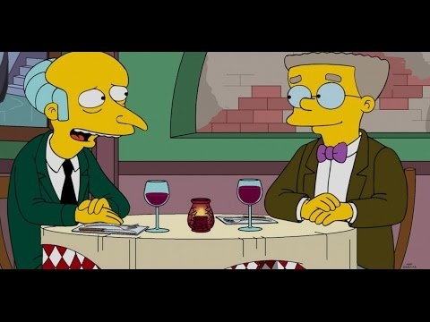 'Simpsons' Smithers Comes Out as Gay