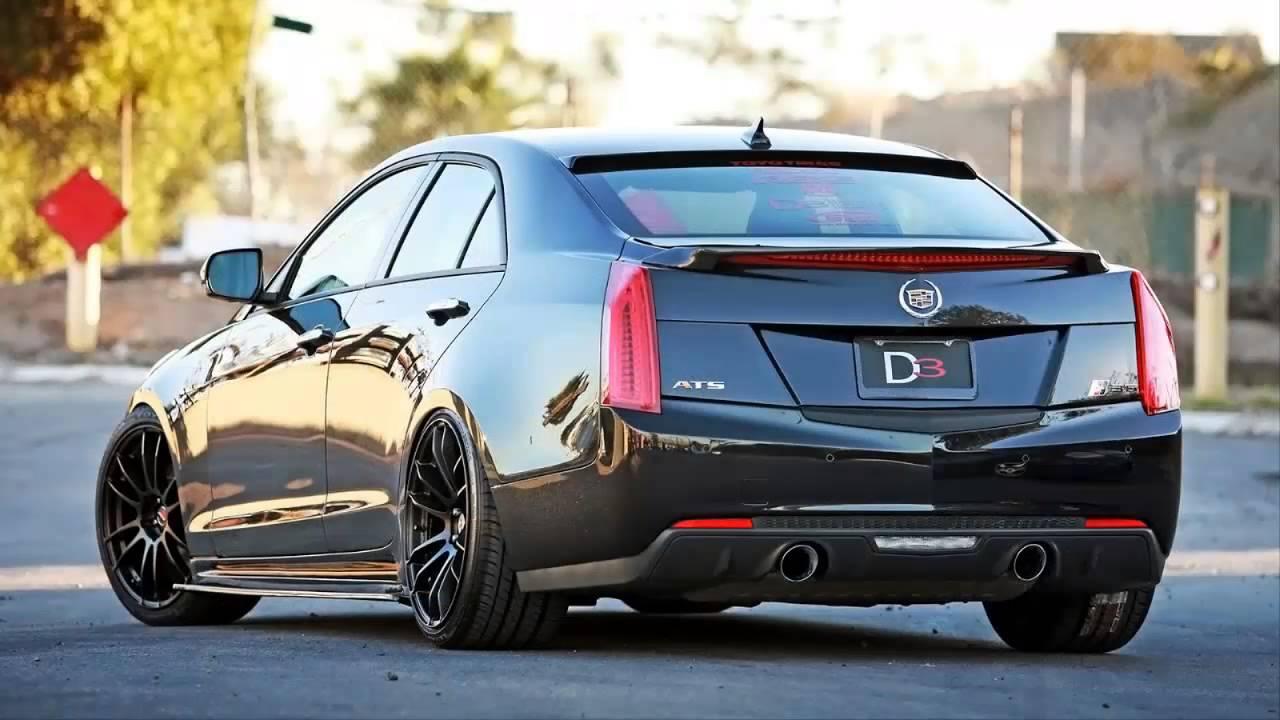 2012 D3 Cadillac ATS 3 6 V6 320 hp HD - YouTube