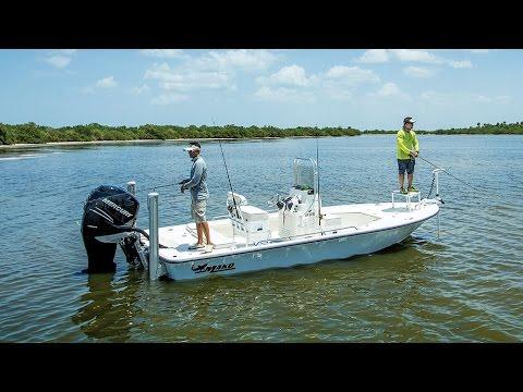 Mako boats 2016 21 lts inshore fishing boat youtube for Inshore fishing boats