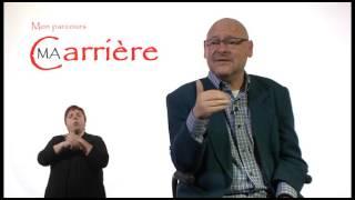 Sylvain Le May, 1er prix du concours «Mon parcours! Ma carrière!»