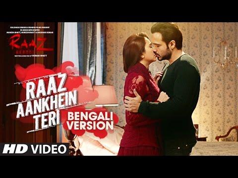 RAAZ AANKHEIN TERI Full Song | Raaz Reboot...