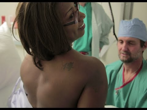 Camille Yorke Part 2 Double Mastectomy