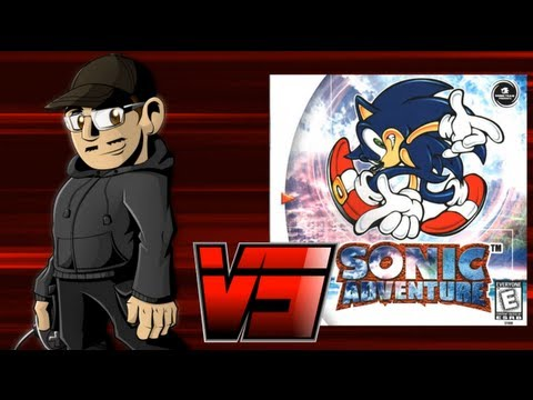 Johnny Vs. Sonic Adventure
