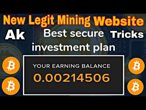 Bitcoin invest is legit