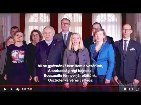 """MÁRCIUS 15. Lengyel diplomaták: Petőfi Sándor """"Az erdélyi hadsereg"""""""