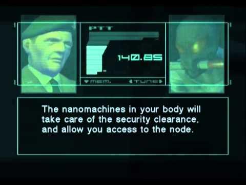 Metal Gear Solid 2 #4-1: JACK