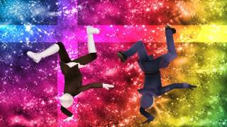 [MMD x APH] Nordic Brothers ~Kill Me Baby~