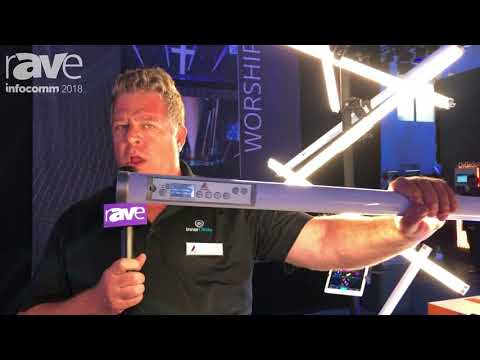 InfoComm 2018: Astera LED Lighting Debuts Titantube 1-Meter LED Tube