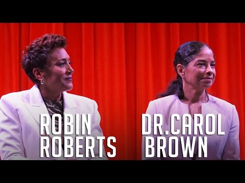 Robin Roberts Shares Podcast Stories +  Dr. Carol Brown Breaks Down Cancer Testing & Prevention