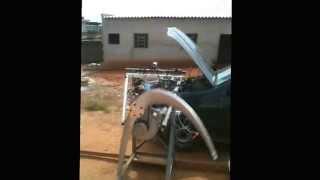 CHT Aero- Regulagem de válvula - Acionamento 4
