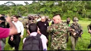 Colombia, catturato il narcotrafficante Otoniel: