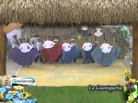La Guaniqueña - Baile Regional De Tonosí