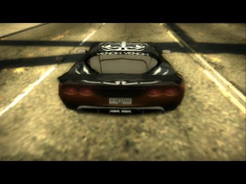 Need For Speed Most Wanted (2005): Walkthrough #116 - Gray Point (Circuit)