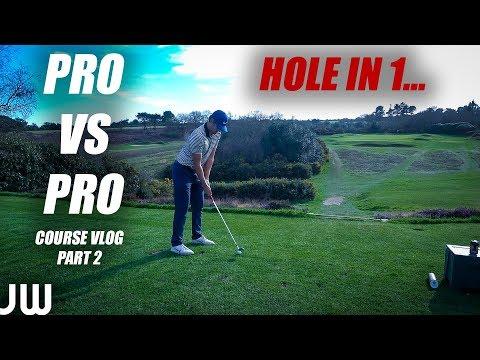 James Wiltshire Vs Harry Konig… | East Devon Golf Club | Part 2/2