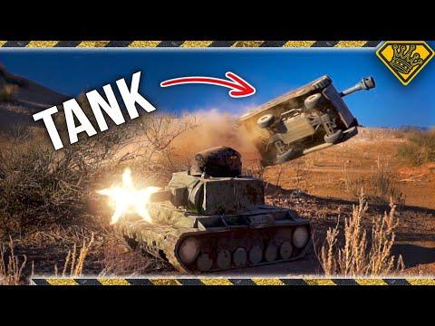 World of Tanks IRL - Battle Mode