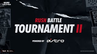 【CoD大会】Rush Battle Tournament Powered by ASTRO Gaming 【Day1】