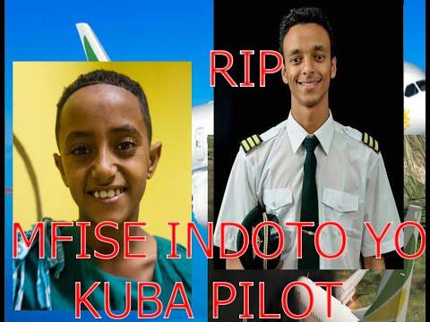 Amajambo yanyuma Captain w'indege Ethiopian airlines yabwiye maman wiwe imbere yuko apfa😭😭