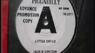 Jackie Lynton - Little Child