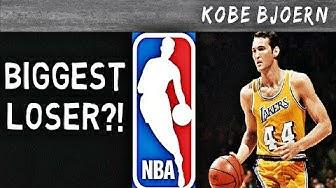 Der Einzige Finals MVP ohne Championship | 5 Momente des Jerry West | KobeBjoern