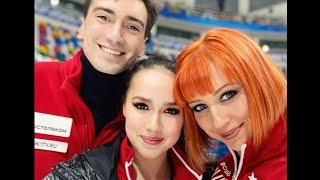 РОЛЬ ЗАГИТОВОЙ В ЭТОЙ ПАРЕ КАК англичанка и австралиец попали в сборную РФ