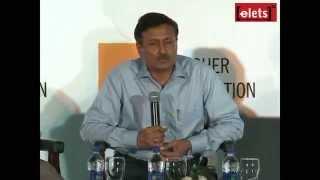 elets World Education Summit 2015 - Prof Chandra Bhushan Sharma, Chairman, National Institution...
