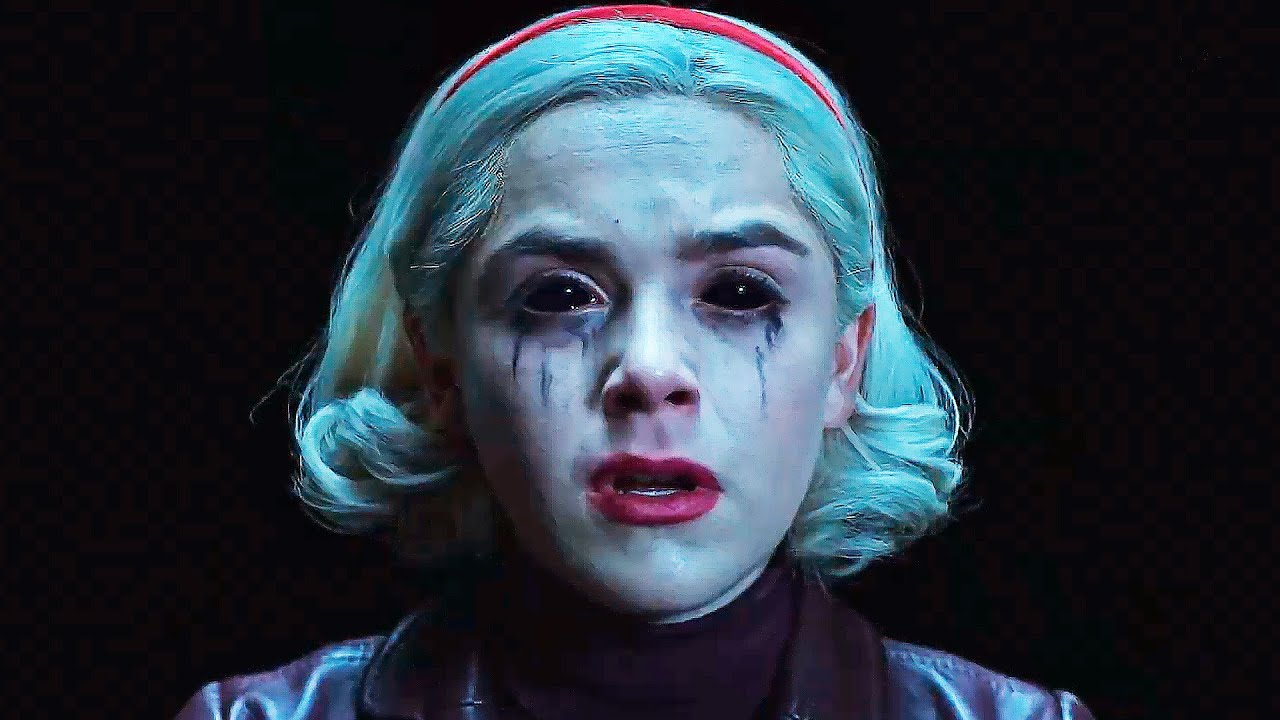 Леденящие душу приключения Сабрины 4 сезон  (2020)