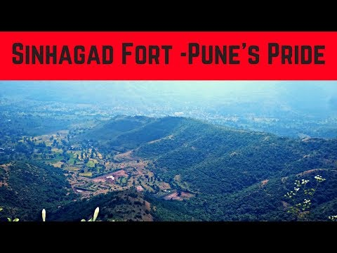Trip to SINHGAD FORT, PUNE (INDIA)