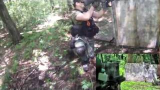 Airsoft War Honor the Veterans Skirmish HD part 2