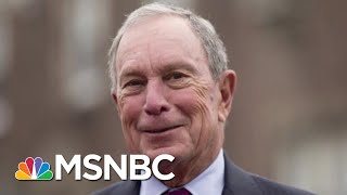 Michael Bloomberg Weighs Internal Polling Before Jumping Into Race   Morning Joe   MSNBC