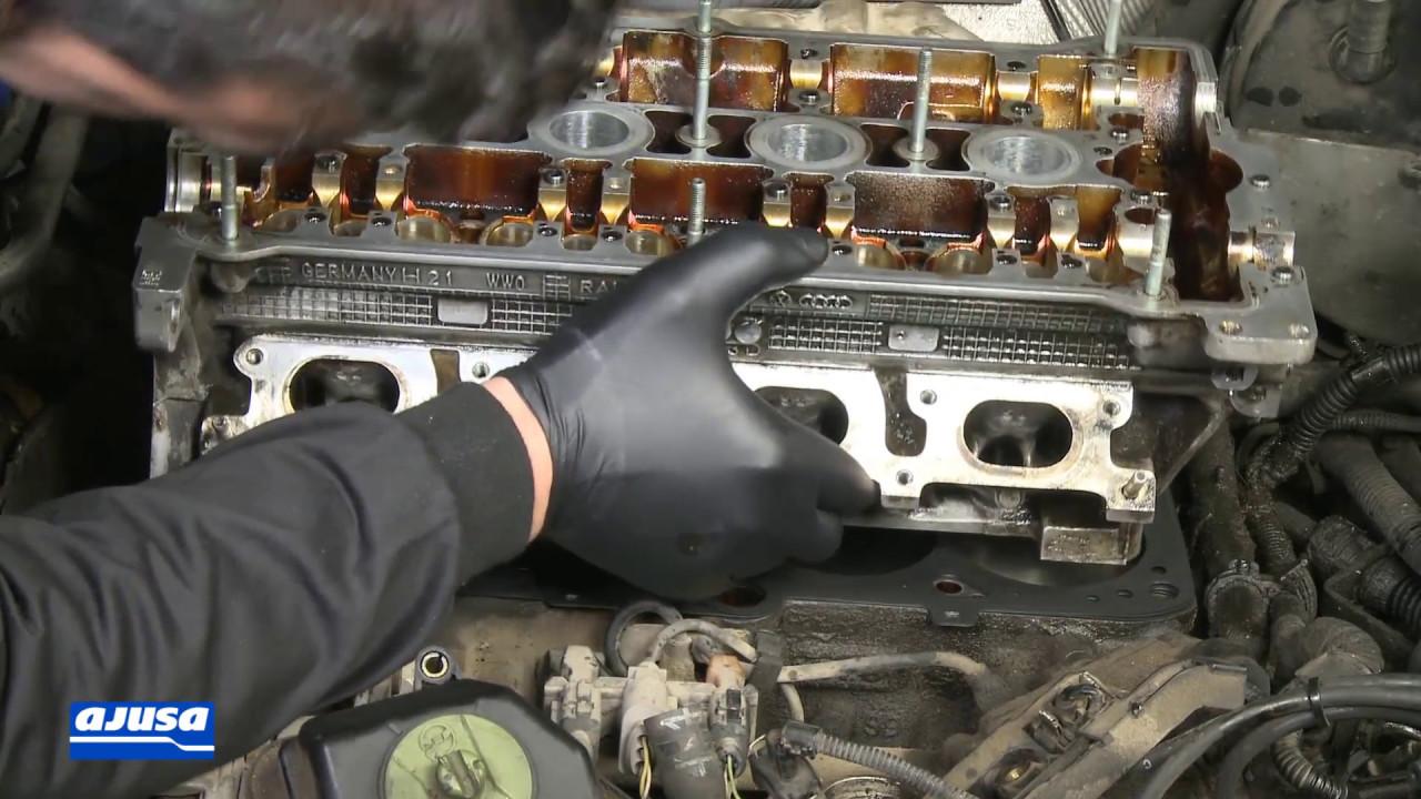 Cylinder Head Gastet Junta De Culata Audi A3 1 8 20v Agn