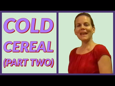 Healthy Cold Cereal 2:  TheHealthyHomeEconomist.com