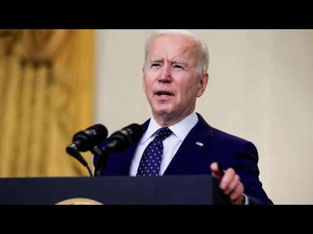 Joe Biden promises investment