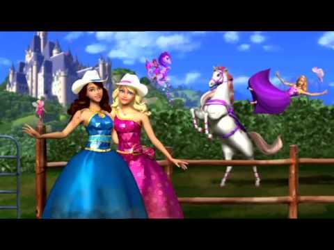 Барби Академия принцесс Эпизоды не вошедшие в фильм - YouTube