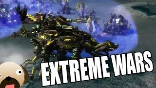 NEW EXPERIMENTALS! | Extreme Wars Mod - Supreme Commander Forged Alliance