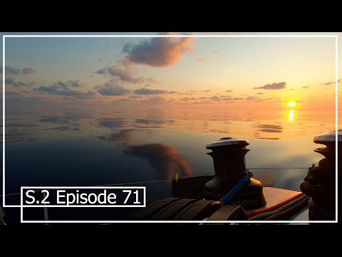 Becalmed in the Pacific; Sailing from Costa Rica to Mexico | Episode 71