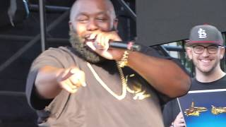 Run The Jewels Blockbuster Night Part 1 Live Lollapalooza Music Festival Chicago IL August 4 2017
