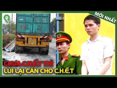 Tài Xế Container C-á-n Lên Người Thiếu Nữ 3 Lần, Mặc Kệ N-ạ-n Nhân K-h-ó-c V-a-n Xin