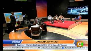 Monday Special: Youth Unemployment