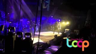 "Wiz Khalifa Performs ""Rise Above"" & ""Initiation""  In Providence Rhode Island 2012"