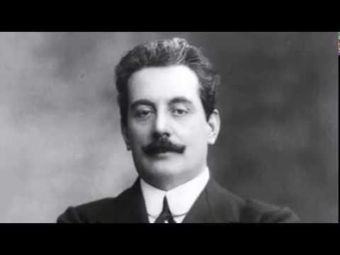 Giacomo Puccini - FULL OPERA `TOSCA`