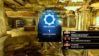 Ess Secondo ★ Get Rushed Episode.19 Gears of War 3