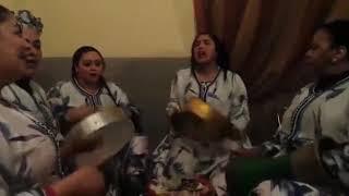 نايضة هواريات مع الغزالة اميمة باعزية l3abat marrakech