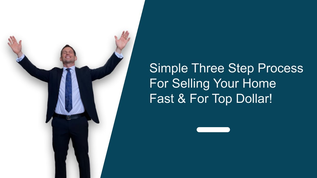 3 Tips to Sell Your Home Fast and For Top Dollar
