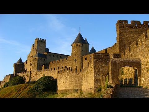 Travel France - Carcassonne, Incredible Fortress City
