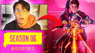 Crypto's Voice Actor Reacts to Season 6 Trailer!!! Apex Legends