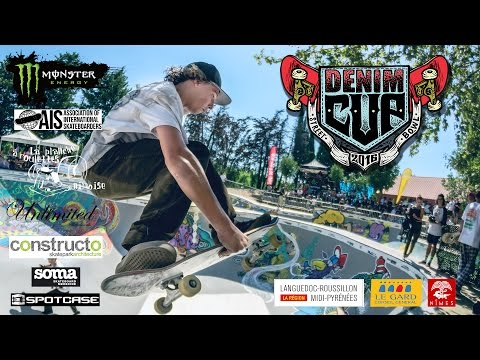 Denim Cup 2016  Skateboard competition  Bowl Edit by Spotcase